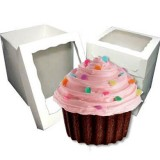 25 sets of Giant Jumbo Cupcake Box($3.50 each)